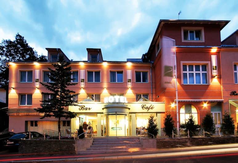 Schild Hotel, Wenen, Voorkant hotel