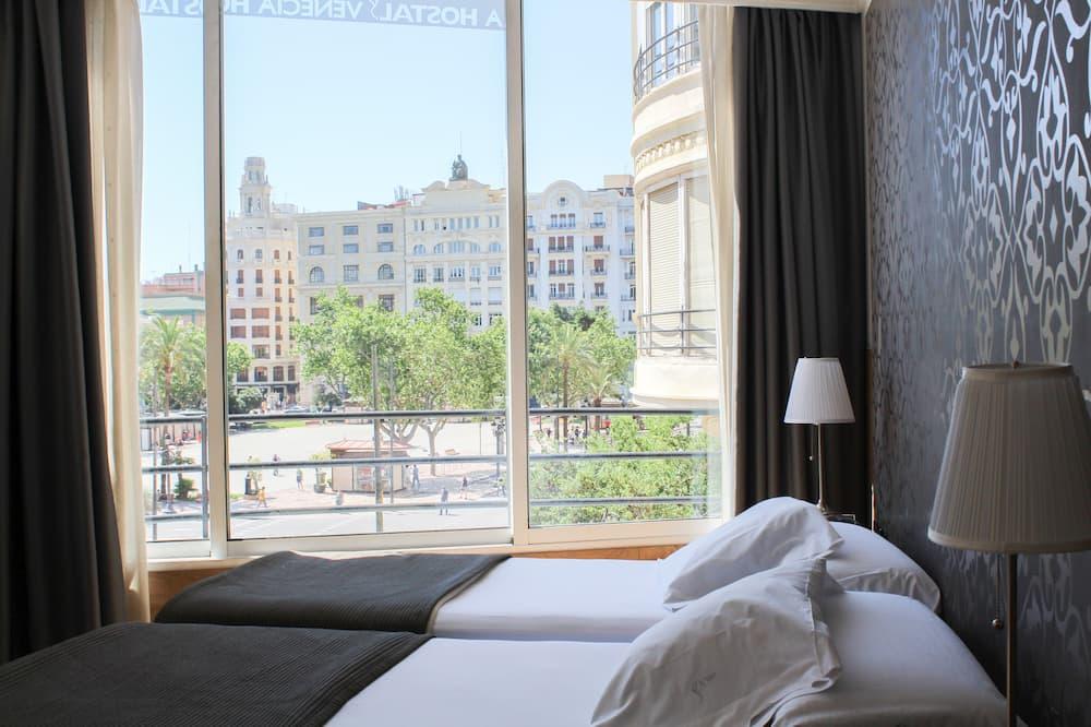 Habitación doble superior - Vista de la habitación