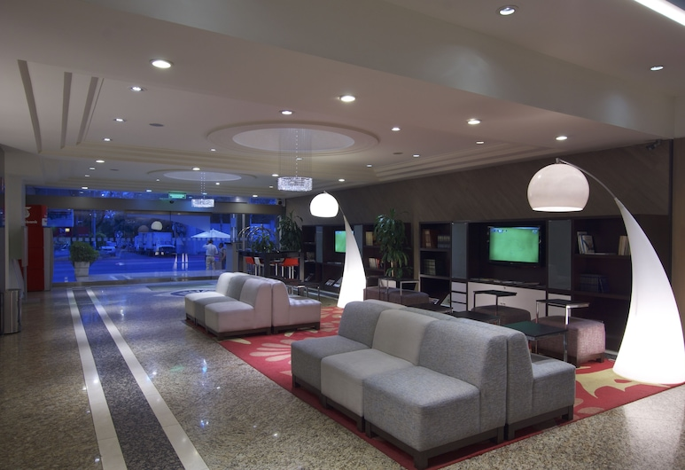Holiday Inn Ciudad De Mexico-Trade Center, Mexico, Hall