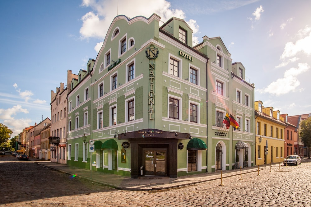 National Hotel, Klaipeda