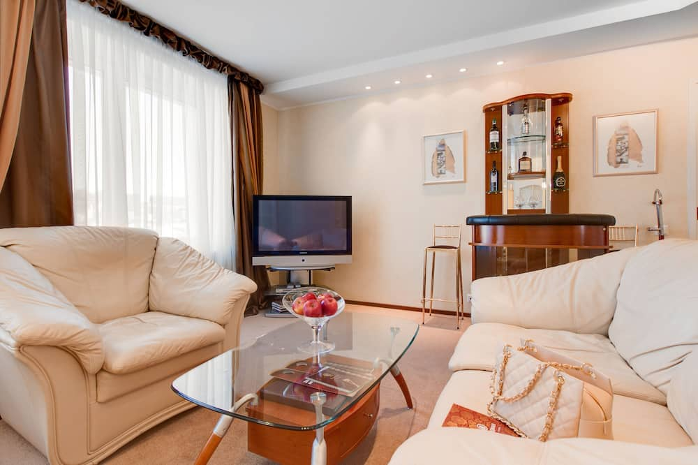 Executive-Suite (VIP Room) - Wohnzimmer