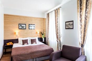 Selline näeb välja Kreutzwald Hotel Tallinn, Tallinn