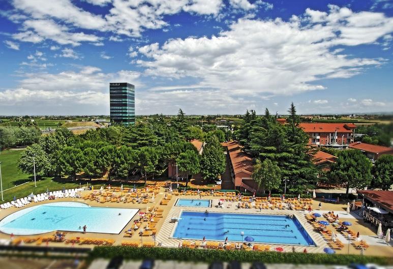 Hotel Molino Rosso, Imola, Outdoor Pool