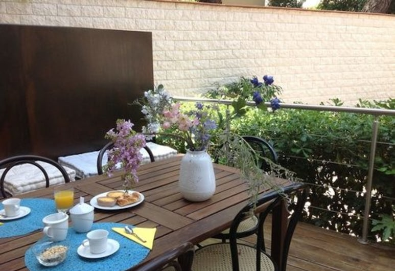 Hotel Orcagna, Florence, Outdoor Dining