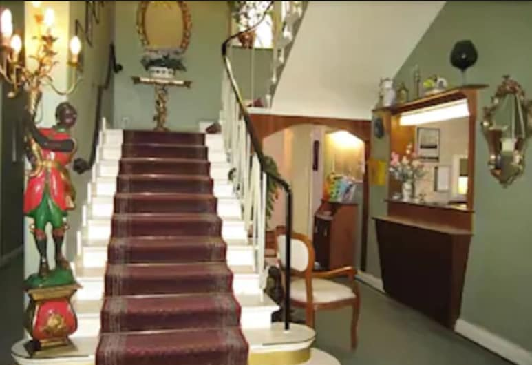 Hotel Stephan, Αμβούργο