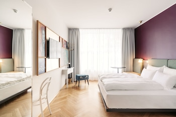 Selline näeb välja Hotel Schani Salon, Viin