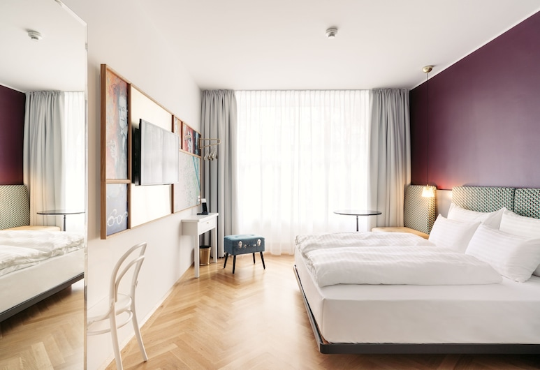 Hotel Schani Salon, Vienna, Smart Street Single Use, Guest Room