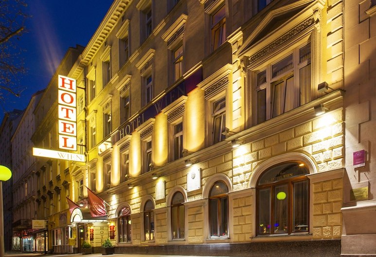 Austria Classic Hotel Wien, Viena, Fachada