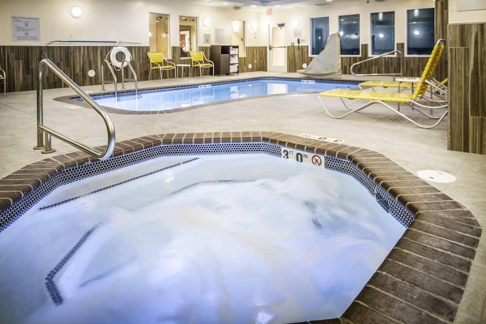 Bathtub Spa Dalam Ruangan