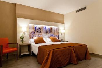 A(z) Hotel Corona de Granada hotel fényképe itt: Granada