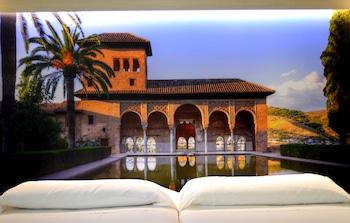 Picture of Hotel Porcel Sabica in Granada