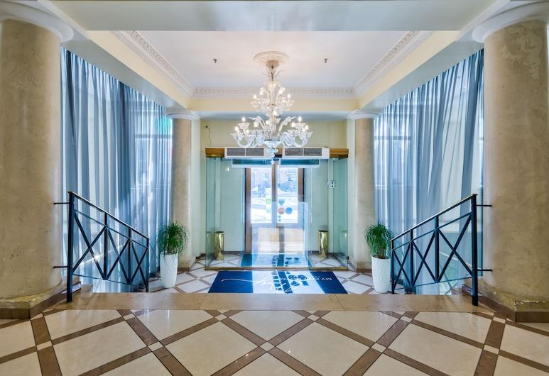 My City Hotel, Tallina, Ieejas interjers