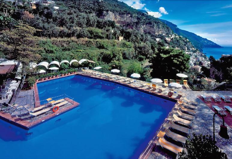 Hotel Royal Positano, Positano, Ulkouima-allas