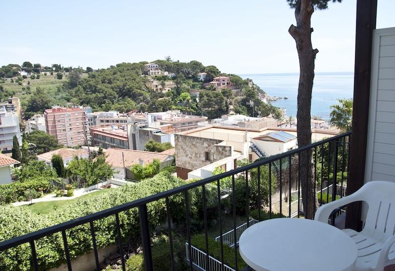 Hotel Roger de Flor Palace, Lloret de Mar, Comfort kahetuba, piiratud vaade merele, Tuba