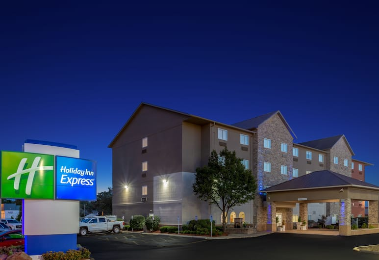 Holiday Inn Express Ex I-71 / OH State Fair / Expo Center, Columbus