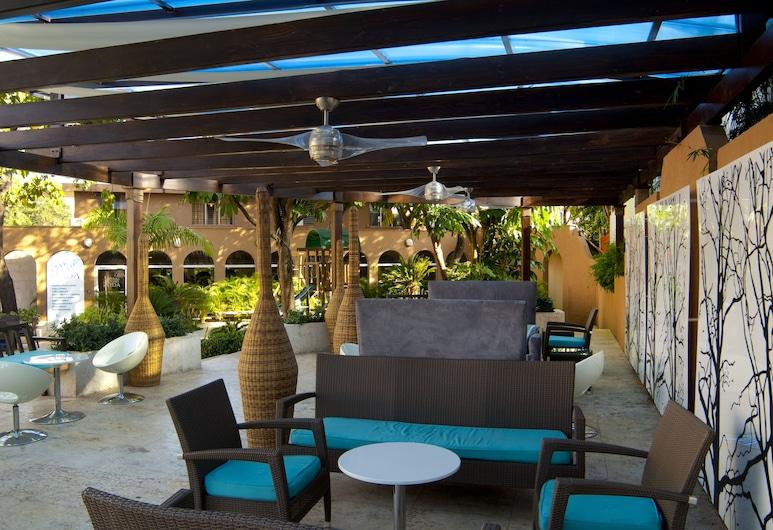 Barceló Santo Domingo, Santo Domingo, Ogród