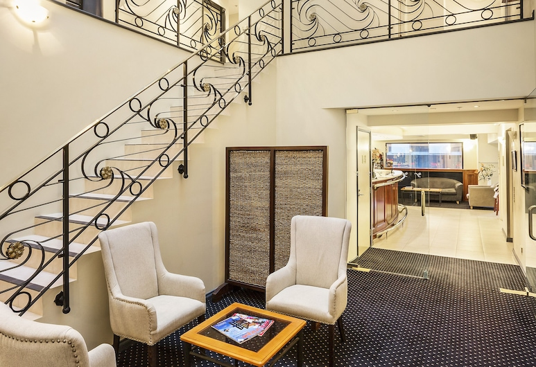 Quest Savoy, Hobart, Lobby