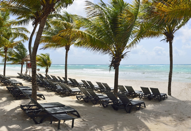 Catalonia Royal Tulum - All Inclusive - Adults Only, קספו הא, חוף ים