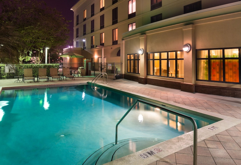 Holiday Inn Express Hotel & Suites Tampa-Anderson Rd/Veteran, Tampa, Basen odkryty