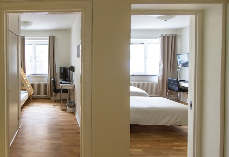 Hotell Linden, Östersund, Rom – family (5- 6 persons), Gjesterom