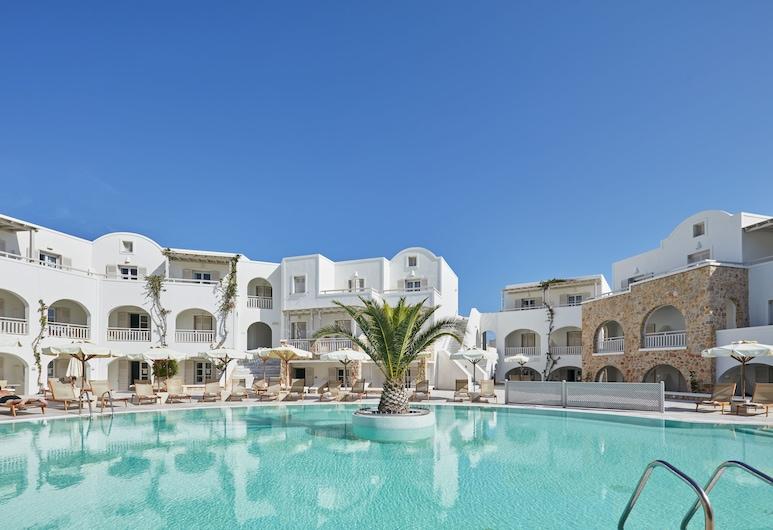Aegean Plaza Hotel, Santorini