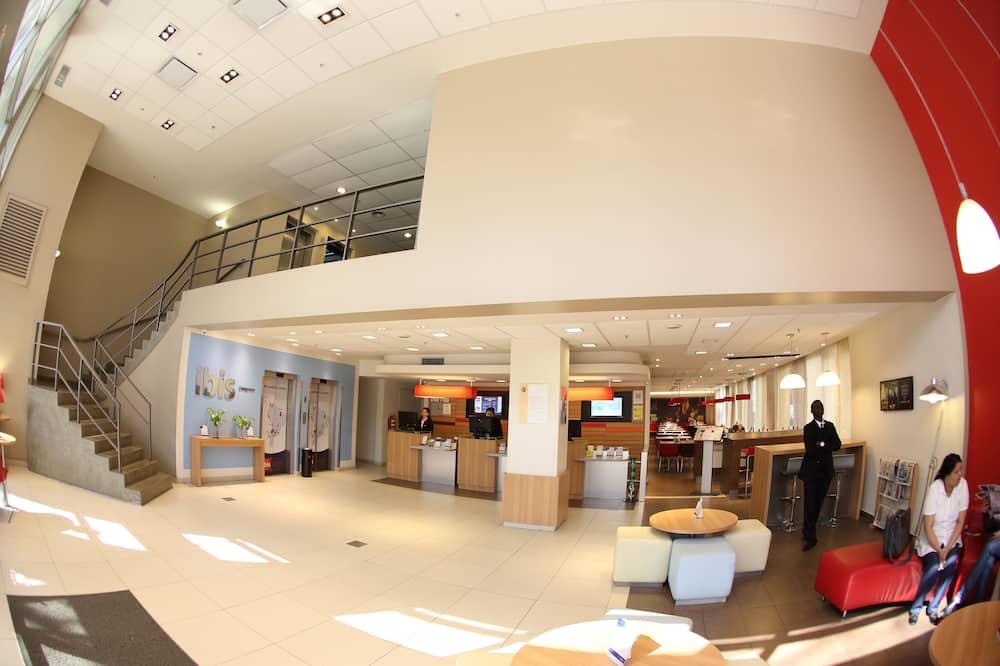 Zitruimte lobby