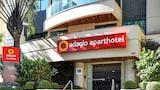 Sélectionnez cet hôtel quartier  à São Paulo, Brésil (réservation en ligne)