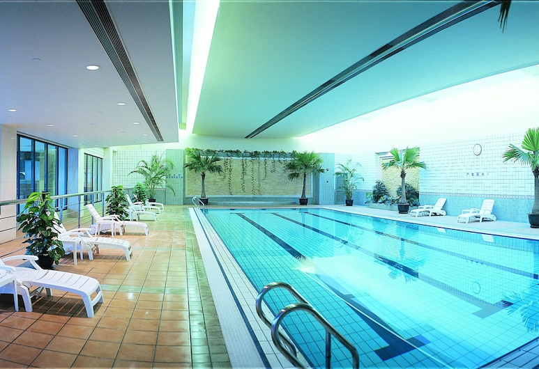 DoubleTree by Hilton Hotel Shanghai - Pudong, Shanghai, Indoor Pool