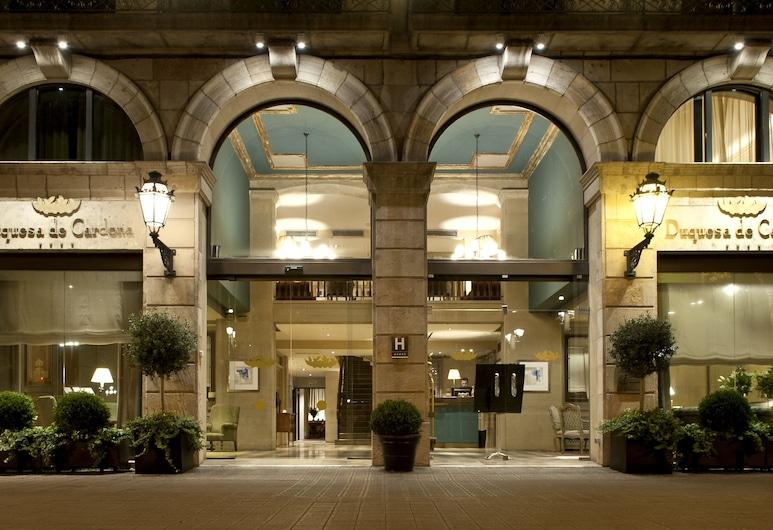 Hotel Duquesa de Cardona, Barcelona, Hotellentré