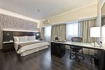 Selline näeb välja TRYP Sao Paulo Iguatemi Hotel, Sao Paulo