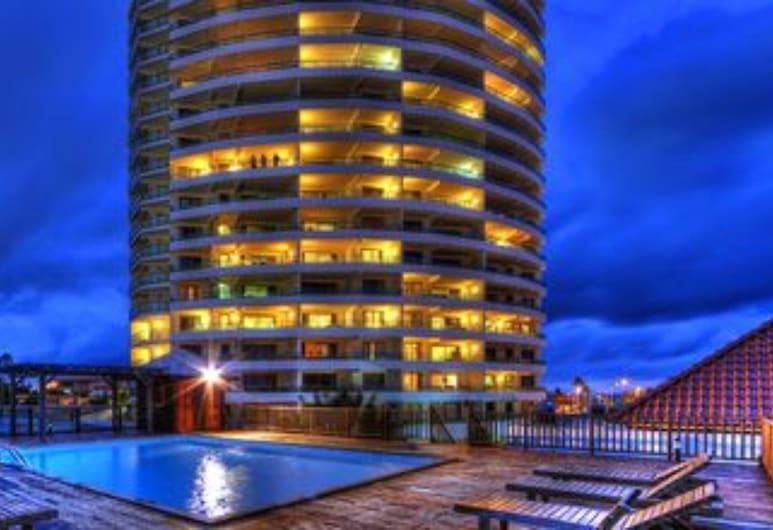 Casa del Sole Apartments, Nouméa, Property Grounds