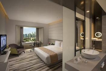 Mynd af Carlton Hotel Singapore í Singapore
