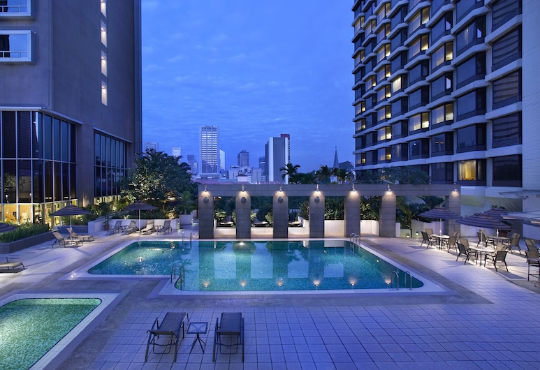Carlton Hotel Singapore, Singapur, Piscina