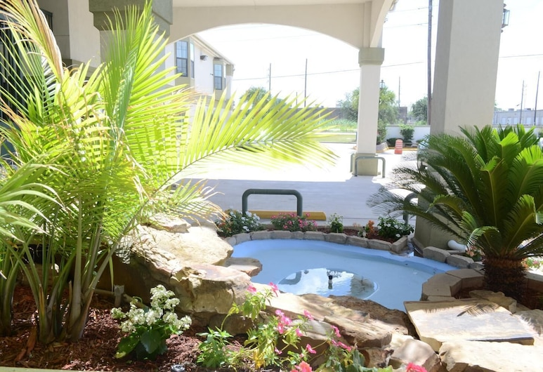 Scottish Inns & Suites at NRG Park, Houston, Pool