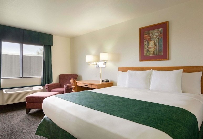 Travelodge by Wyndham Alpine, Alpine, Room, 1 King Bed, Accessible, Non Smoking (Mobility), Guest Room