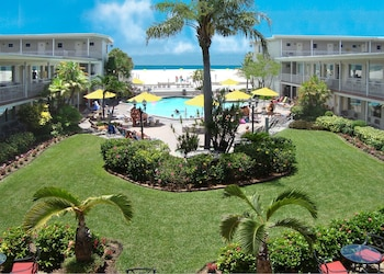 Foto di Thunderbird Beach Resort a Isola del Tesoro