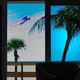 Standard Room, 2 Queen Beds, Refrigerator & Microwave, Beach View (Gulf Front) - Guest Room
