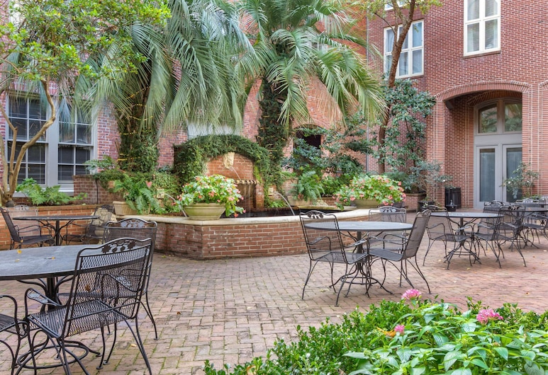 Church Street Inn, Ascend Hotel Collection, Charleston, Terassi/patio