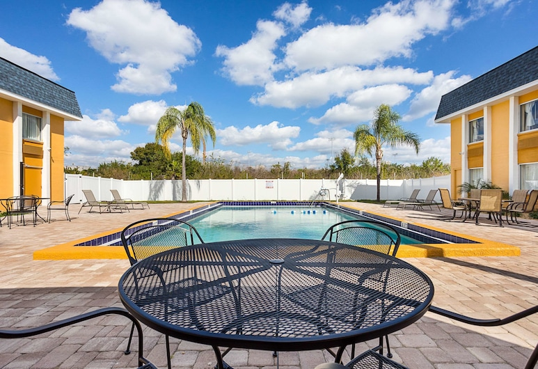 Quality Inn & Suites Heritage Park, Kissimmee, Zwembad
