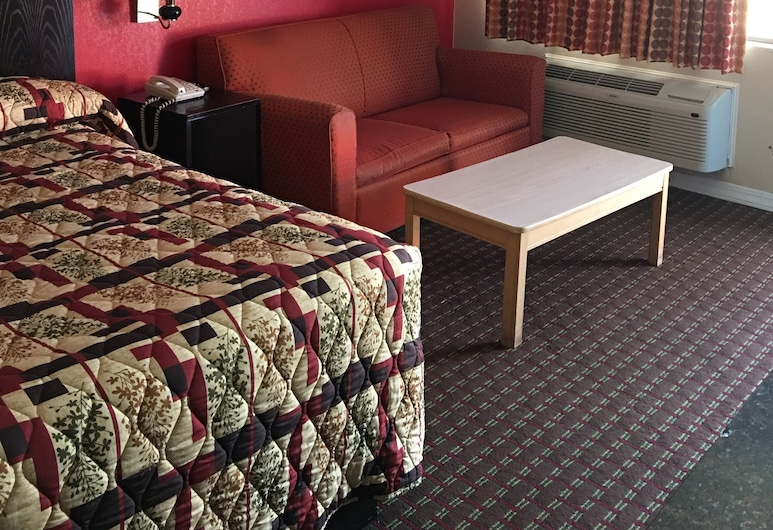 Western Motel, Magee, Standard Room, 1 King Bed, Smoking, Guest Room
