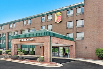 Foto di Super 8 by Wyndham Raleigh North East a Raleigh