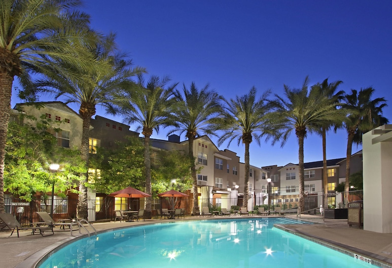 Residence Inn by Marriott North Scottsdale, Scottsdale, Piscina