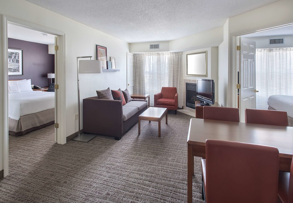Cranbury South Brunswick Residence Inn By Marriott Suite 2 Bedrooms