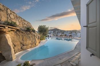 Bild vom Deliades Hotel in Mykonos