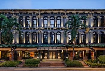 新加坡達士敦六善酒店的相片