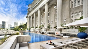 Picture of The Fullerton Hotel Singapore (SG Clean) in Singapore