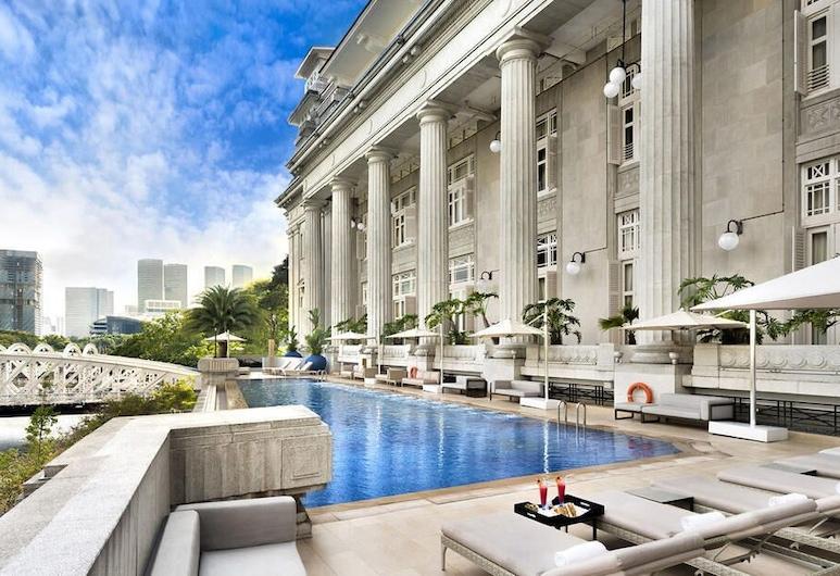 The Fullerton Hotel Singapore (SG Clean), Singapur, Außenpool