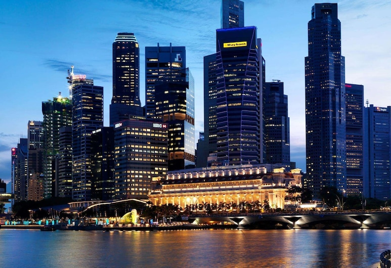 The Fullerton Hotel Singapore, Singapore, Ytra byrði