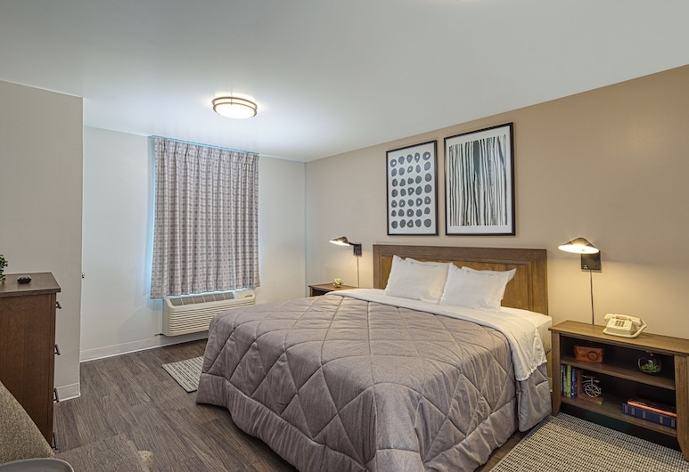 InTown Suites Extended Stay Houston - Greenpoint, Houston