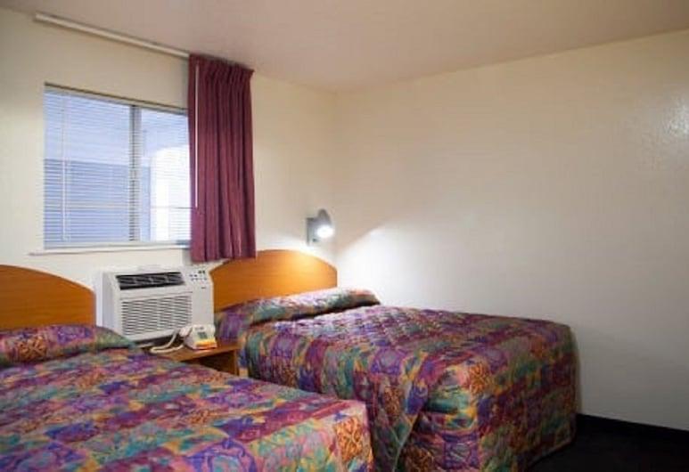 InTown Suites Jacksonville/Baymeadows, Jacksonville, Suite, 2 camas dobles, Habitación